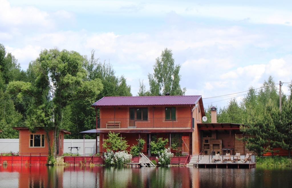 аренда лодки в серпухове